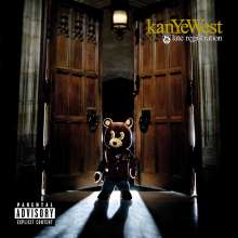 Kanye West: Late Registration (Explicit), 2 LPs