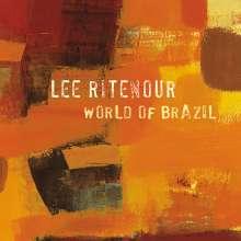 Lee Ritenour (geb. 1952): World Of Brazil, CD