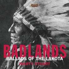 Marty Stuart: Badlands, CD