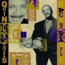 Quincy Jones (geb. 1933): Back On The Block, CD