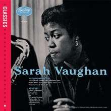 Sarah Vaughan (1924-1990): Sarah Vaughan (Classics), CD