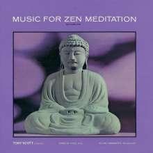 Tony Scott (1921-2007): Music For Zen Meditation, CD