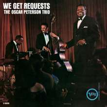 Oscar Peterson (1925-2007): We Get Requests, CD