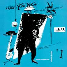Lester Young & Oscar Peterson: Lester Young & The Oscar Peterson Trio, CD