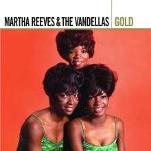 Martha Reeves & The Vandellas: Gold, 2 CDs