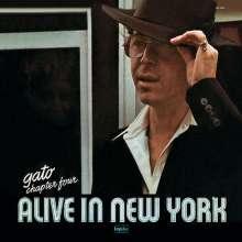 Gato Barbieri (1932-2016): Chapter Four: Alive In New York, CD