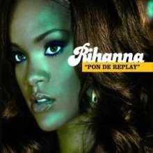 Rihanna: Pon De Replay (Enh), CD