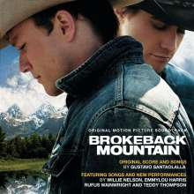 Filmmusik: Brokeback Mountain, CD