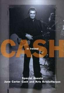 Johnny Cash: In Ireland - 1993 im Olympia Theatre in Dublin, DVD