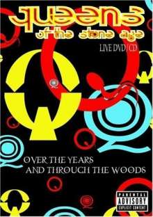 Queens Of The Stone Age: Over The Years And Through The Woods - Live (DVD + CD), 2 DVDs