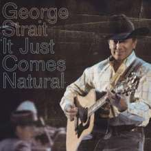George Strait: It Just Comes Natural, CD