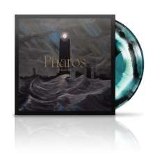 Ihsahn: Pharos (Limited Edition) (Black/Turquoise/White Swirled Vinyl), LP