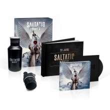 Saltatio Mortis: Für immer frei (Limitierte Fanbox), 2 CDs und 1 DVD