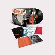 Thelonious Monk (1917-1982): Palo Alto (Live At Palo Alto High School/CA 1968), LP