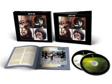 The Beatles: Let It Be (50th Anniversary Deluxe Edition), 2 CDs