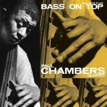 Paul Chambers (1935-1969): Bass On Top (Tone Poet Vinyl) (180g), LP