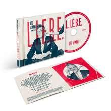 Götz Alsmann: L.I.E.B.E., CD