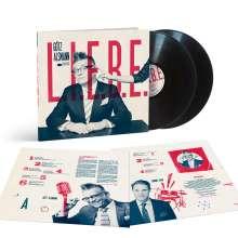 Götz Alsmann: L.I.E.B.E. (180g) (Limited Edition), 2 LPs