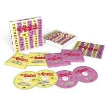 Sex Pistols: 76 - 77 (Limited Edition), 4 CDs