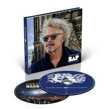 Niedeckens BAP: Alles fliesst (Limitiertes Hardcover Buch), 2 CDs