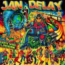Jan Delay: Earth, Wind & Feiern, CD