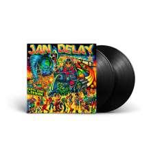 Jan Delay: Earth, Wind & Feiern, 2 LPs
