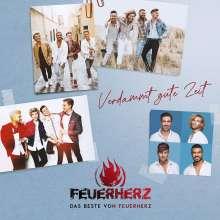 Feuerherz: Verdammt gute Zeit: Das Beste von Feuerherz, CD