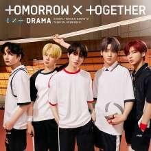 Tomorrow X Together (TXT): Drama (Limited Edition A), 1 Maxi-CD und 1 DVD