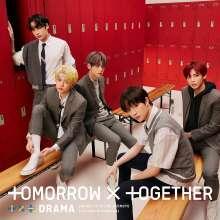 Tomorrow X Together (TXT): Drama (Limited Edition B), 1 Maxi-CD und 1 DVD
