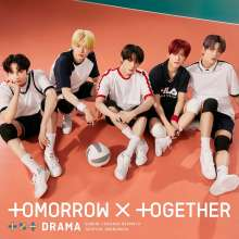 Tomorrow X Together (TXT): Drama, Maxi-CD