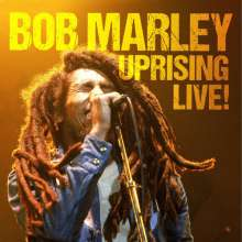 Bob Marley (1945-1981): Uprising Live! (Live From Westfalenhalle, 1980) (75th Anniversary), 3 LPs
