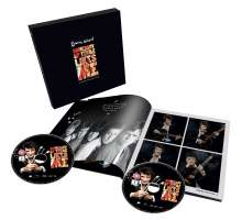 Ron (Ronnie) Wood: Somebody Up There Likes Me (Limited Edition), 1 Blu-ray Disc und 1 DVD
