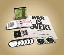 John Lennon (1940-1980): Plastic Ono Band (Limited Edition Box-Set), 6 CDs, 2 Blu-ray Audio und 1 Buch