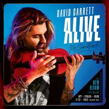 David Garrett (geb. 1980): Alive - My Soundtrack (Deluxe Edition), 2 CDs