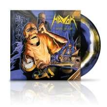 Havok: Time Is Up (Black/Blue White & Yellow Swirl Vinyl), LP