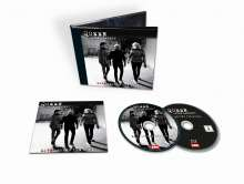 Queen & Adam Lambert: Live Around The World, 1 CD und 1 Blu-ray Disc