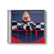 Katy Perry: Smile  (Limited Fan Edition mit Wackelbild-Cover), CD