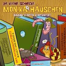 Die kleine Schnecke Monika Häuschen (61) Warum klopfen Klopfkäfer?, CD