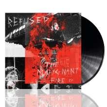 "Refused: The Malignant Fire (EP), Single 12"""