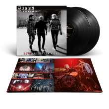 Queen & Adam Lambert: Live Around The World (180g) (Half Speed Mastering), 2 LPs