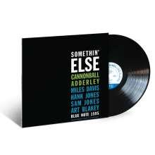 Cannonball Adderley (1928-1975): Somethin' Else, LP