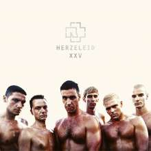 Rammstein: Herzeleid (XXV Anniversary Edition) (remastered) (180g) (Limited Edition) (Blue/Black Splatter Vinyl), 2 LPs