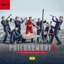 The Philharmonix - The Vienna Berlin Music Club Vol. 2, CD
