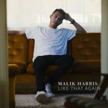 Malik Harris: Like That Again (EP), CD