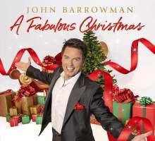 John Barrowman: Fabulous Christmas, CD