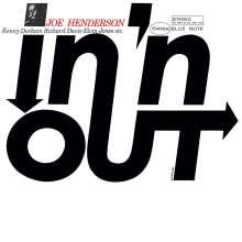 Joe Henderson (1937-2001): In 'n Out, LP