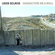 Louis Sclavis (geb. 1953): Characters On A Wall, LP