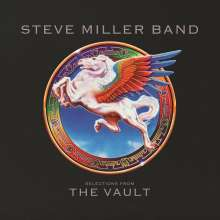Steve Miller Band: Selections From The Vault (Clear Vinyl), LP