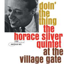 Horace Silver (1933-2014): Doin' The Thing (At The Village Gate) (180g), LP