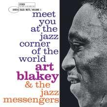 Art Blakey (1919-1990): Meet You At The Jazz Corner Of The World Vol. 1 (180g), LP